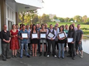 Remise de diplômes 2010-2011