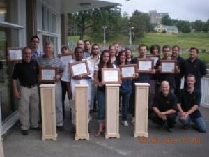 Remise de diplômes 2009-2010