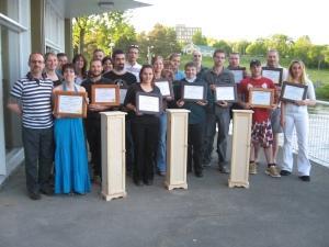 Remise de diplômes 2008-2009