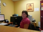Nancy Boisvert, Adjointe administrative